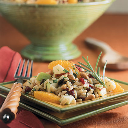 Fruited Wild Rice Salad