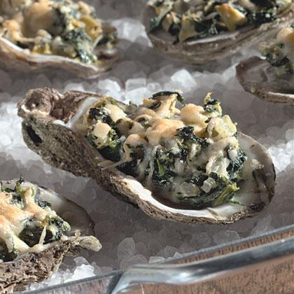 Greek OystersRecipe
