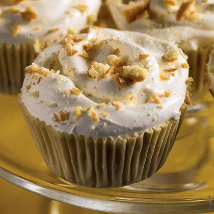 Banana Pudding Ice Cream Cupcakes Recipe