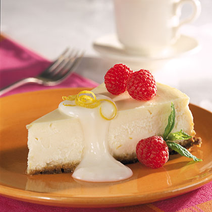 Lemon-Berry CheesecakeRecipe