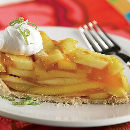 Fresh Mango Pie