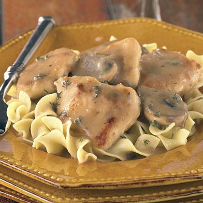 Marsala-Style Chicken