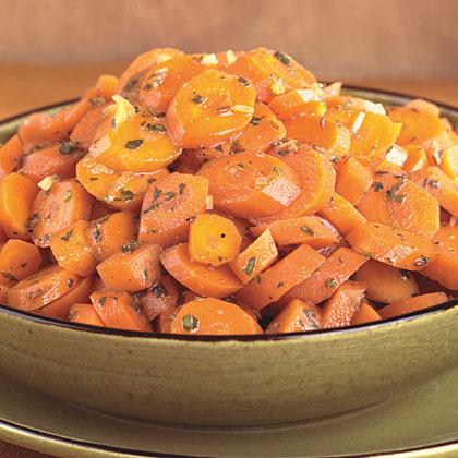 Moroccan Carrots Recipe