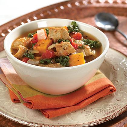 Pork and Butternut Squash Stew Recipe