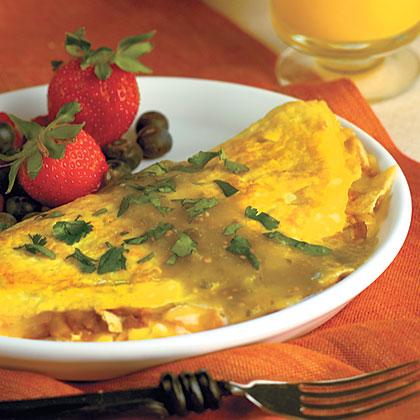 Huevos Rancheros Omelets Recipe