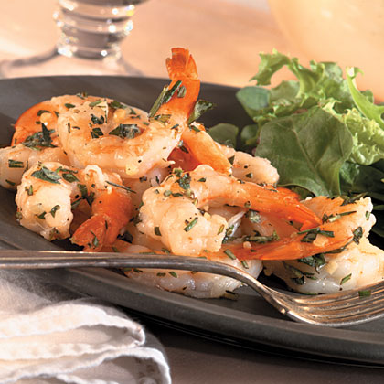 Easy Rosemary Shrimp Recipe