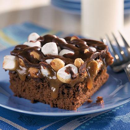Sundae Brownies