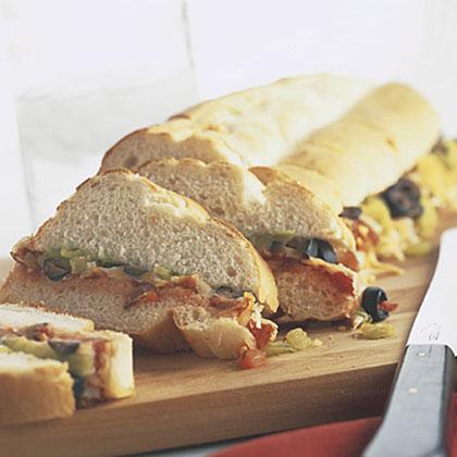 Stuffed Tex-Mex Loaf
