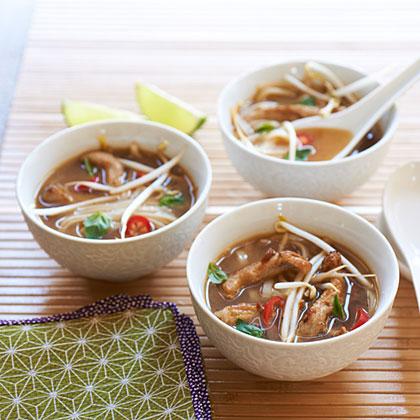 Vietnamese Pork-Rice Noodle Soup