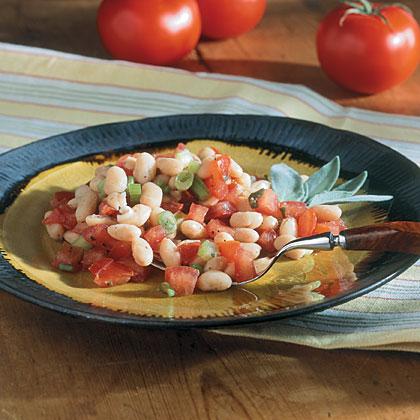 White Bean-and-Tomato Salad