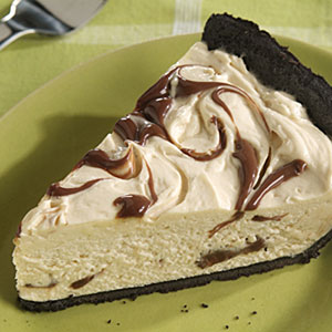 Peanut Butter & Fudge Swirl Pie Recipes