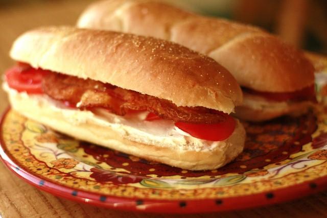 Sandwich improv, sandwich bliss