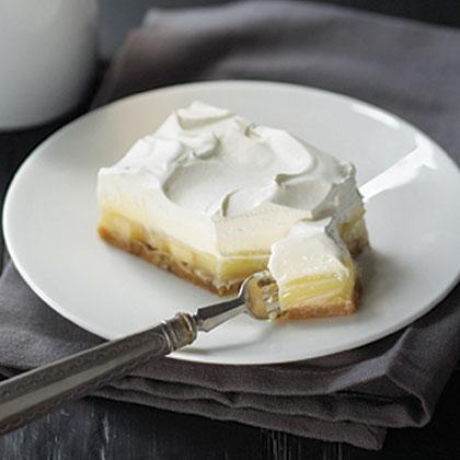 Triple Layer Banana Cream Pie Bars