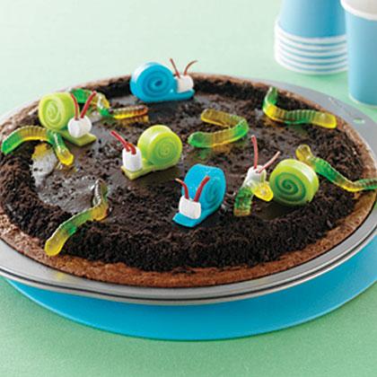 Brownie Mud Puddle Cake