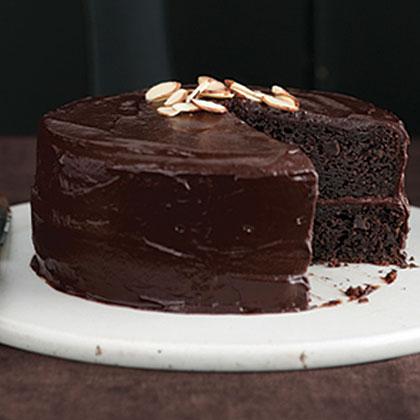 Best Ever Chocolate Fudge Layer Cake Recipe Myrecipes Com