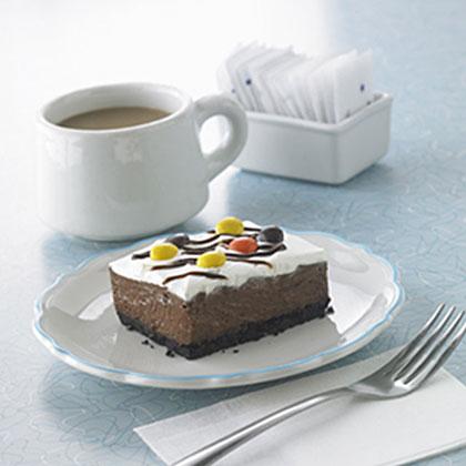 Chocolate-Peanut Butter Candy Dessert