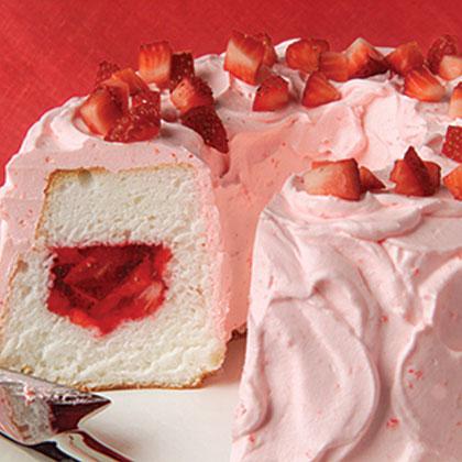 Hidden Treasure Cake