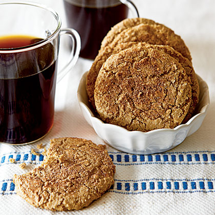 Almond Butter Snickerdoodles Recipe