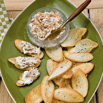 Smoked Bluefish SpreadRecipe