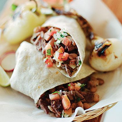 Burrito de La Calle