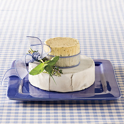 Derby Cheese Hat RecipeDerby celebrations are as much about the hats as the horses, so make sure to include this clever and easy cheese hat on your Derby party table.