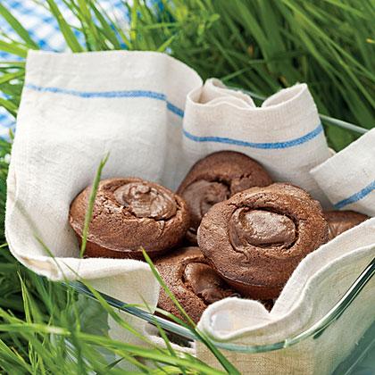 Chocolate Hazelnut BrowniesRecipe