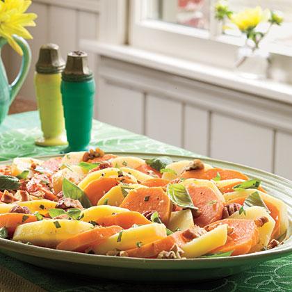 Lemon-Garlic Potato Salad