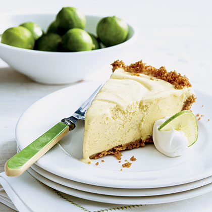 Key Lime Ice Cream Pie