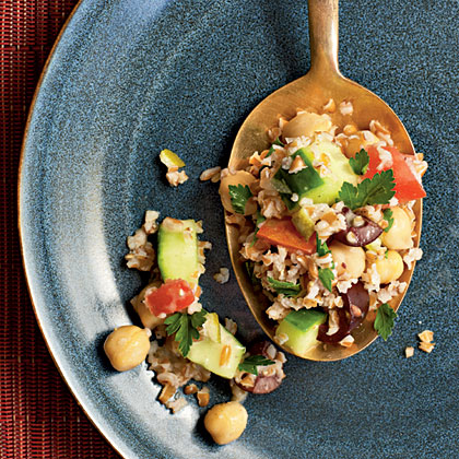 Preserved Lime Tabbouleh Salad