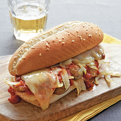 Sausage Fennel Subs