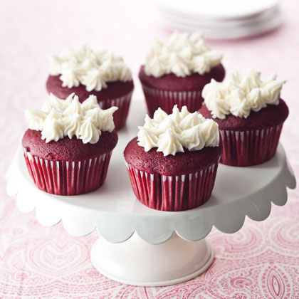 Crazy for Red Velvet Cupcakes