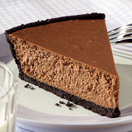 Chocolate Lover's Cheesecake