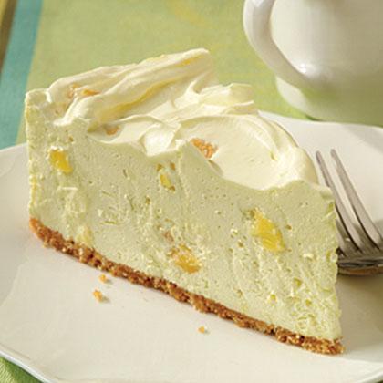 Pineapple Cheesecake Recipe Myrecipes