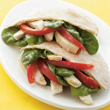 chicken-pita-sandwichRecipe
