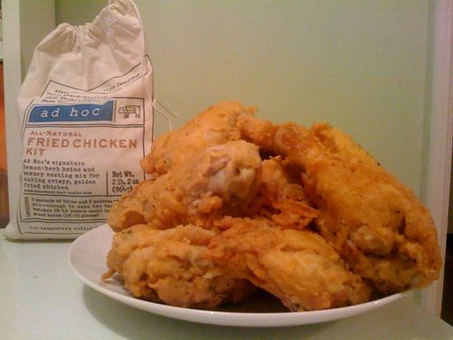 Fried Chicken, Revisited
