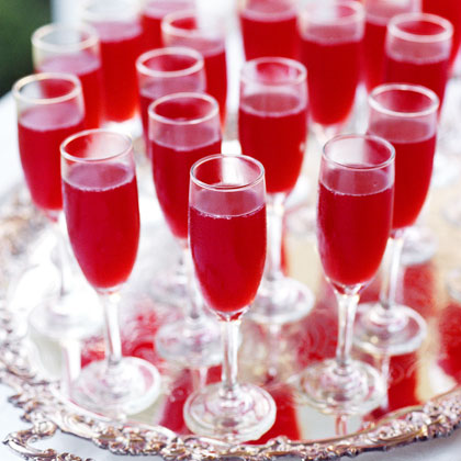 Sparkling Cranberry Blush