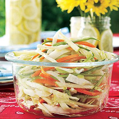 Crunchy ColeslawRecipe