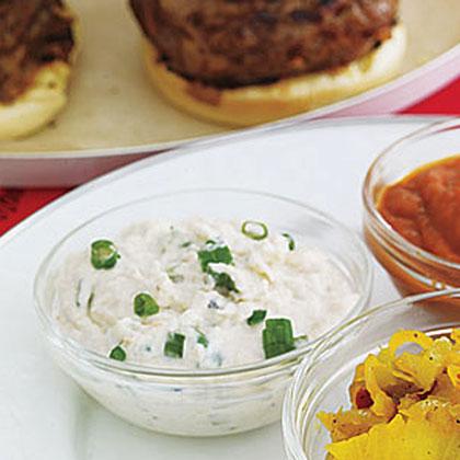 Horseradish Mayonnaise