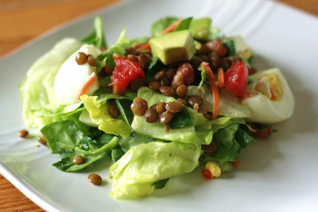 Creole Cobb Salad