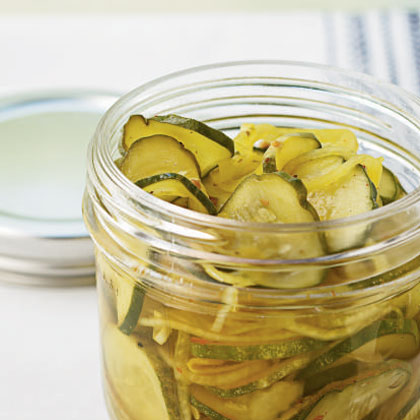 Easy Refrigerator Pickles Recipe | MyRecipes.com