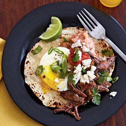 Eggs Barbacoa Recipe