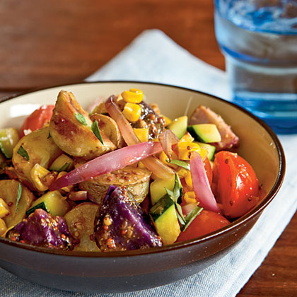 Farmers' Market Potato Salad Recipe