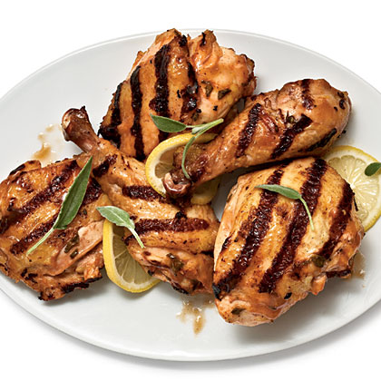 Lemon and Sage Chicken Recipe