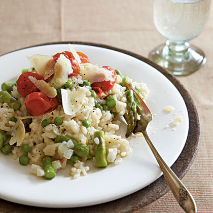 Risotto Primavera Recipe