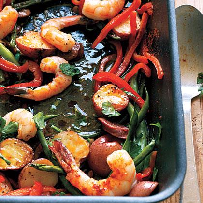 Smoky Spanish-Style Pan Roast