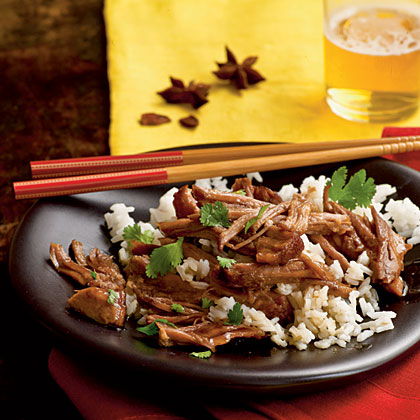 Cinnamon-Soy Braised Pork