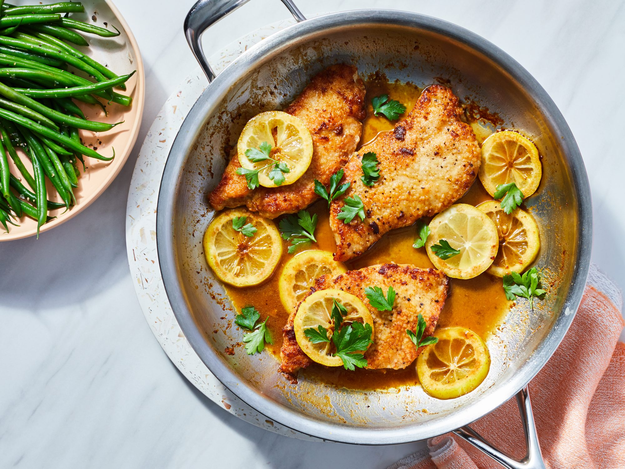 Lemon Chicken Recipe | MyRecipes
