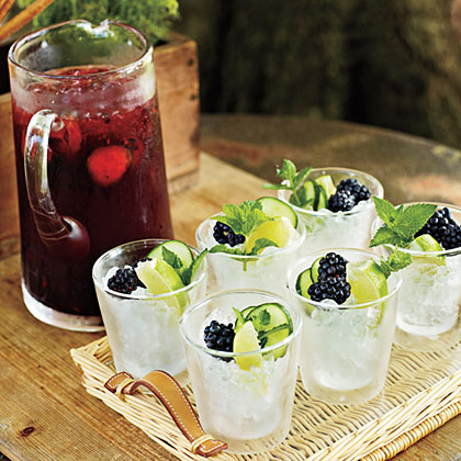 Blackberry CocktailRecipe