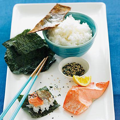Salmon Shioyaki Recipe | MyRecipes