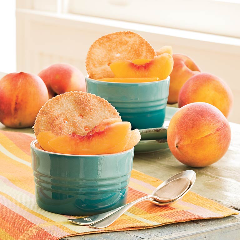 So-Easy Peach Cobbler Recipe